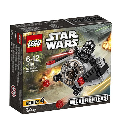 LEGO STAR WARS - Microfighter Atacante Tie (75161)