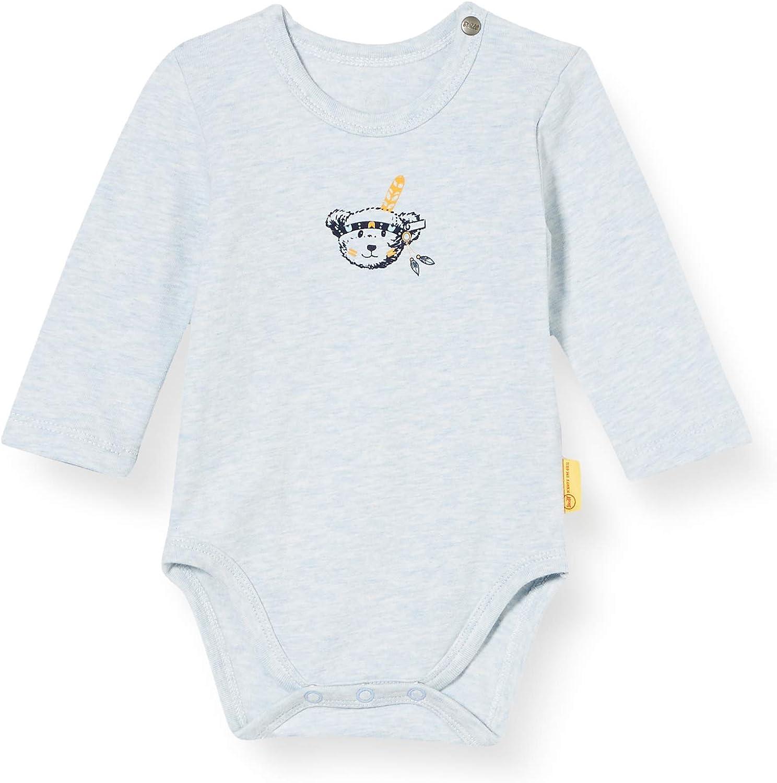 Steiff Baby-Jungen Mit S/ü/ßer teddyb/ärapplikation Jogginghose