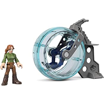 Fisher-Price Imaginext Jurassic World, Claire & Gyrosphere