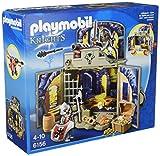 Playmobil 6156 - Cofre caballeros del tesoro, 89 piezas