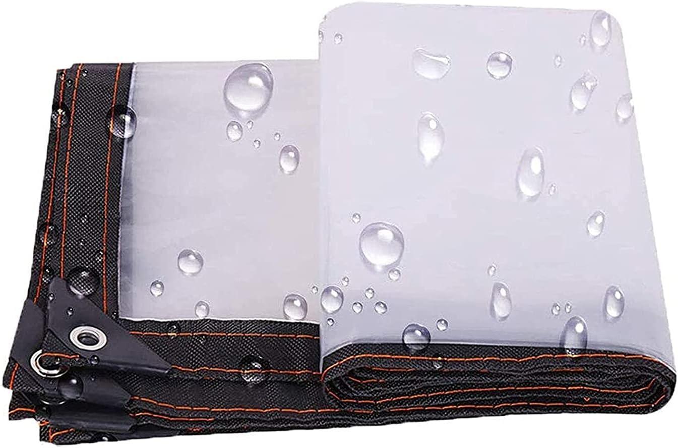 SSHA Tarp famous Multi-Purpose Clear Waterproof Cover T Minneapolis Mall Tarpaulin