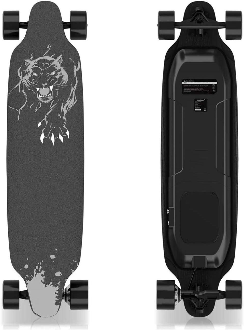 Photo de skateboard-electrique-geekme