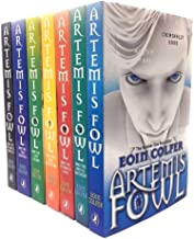 Artemis Fowl Collection 8 Books Set (Artemis Fowl / Time Paradox / Atlantis Complex / Opal Deception / Arctic Incident / E...