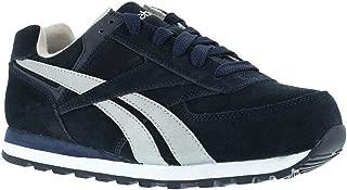 RB1975 Men's Retro Jogger Safey Shoes - Navy Blue - 4.0 - W