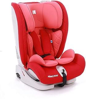Kikka Boo Viaggio - Silla de coche, 9-36 kg, Rojo