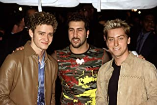 Posterazzi Poster Print Collection Justin Timberlake Joey Fatone Lance Bass (of NSYNC) at Premiere of Coyote Ugly Ny 73100 by Cj Contino Celebrity (10 x 8)