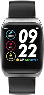 TIANYOU Smart Watch 1.3 Pulgadas Ips Color Pantalla Táctil Watch Smart Watch Tracker Fitness Tracker con Bluetooth Calorie Counter Activity Tracker Pedómetro Fitness Watch Ip68 Impe