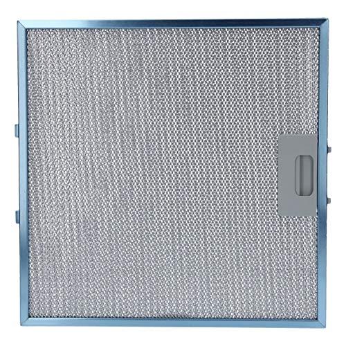 Fettfilter Metallfettfilter 320x330mm ORIGINAL Whirlpool Bauknecht 481248058144 Indesit C00345798 Alufilter Filtergitter Filter Dunstabzugshaube auch Ikea Ignis Juno Privileg Elica Ikea