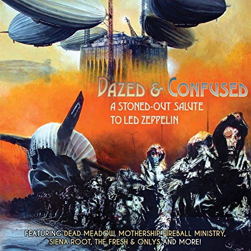 Dazed & Confused-Stoned-Out Salute to LED Zeppelin (2 LP)
