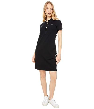 LAUREN Ralph Lauren Polo Shift Dress (Polo Black) Women