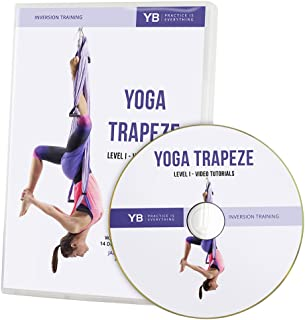 featured product YOGABODY Yoga Trapeze [Official] Video Tutorials - DVD