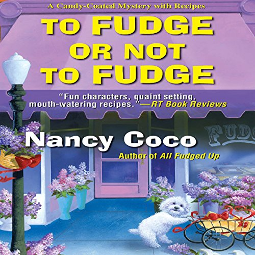 To Fudge or Not to Fudge audiobook cover art