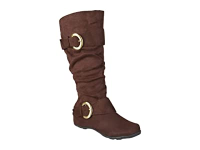 Journee Collection Jester-01 Boot Wide Calf Women