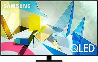 "TV Samsung 55"" 4K UHD Smart Tv QLED QN55Q80TAFXZX ("