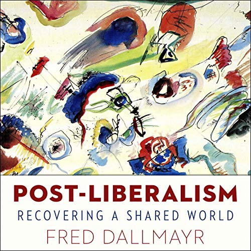 Post-Liberalism cover art