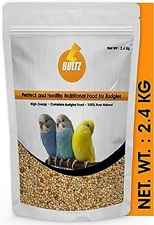 Boltz Bird Food for Budgies - Mix Seeds (2.4 KG)