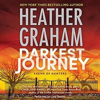 Darkest Journey audiobook cover art