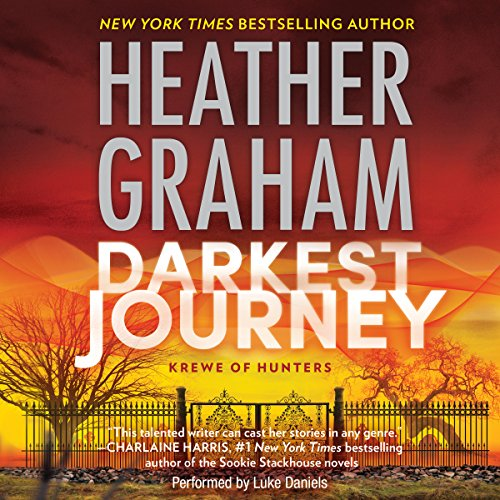 Darkest Journey audiobook cover art
