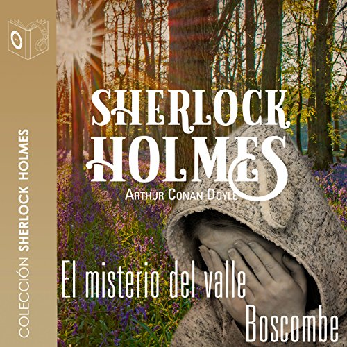 El misterio del Valle Boscombe [The Boscombe Valley Mystery] audiobook cover art