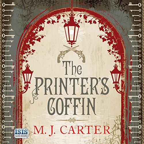 Couverture de The Printer's Coffin