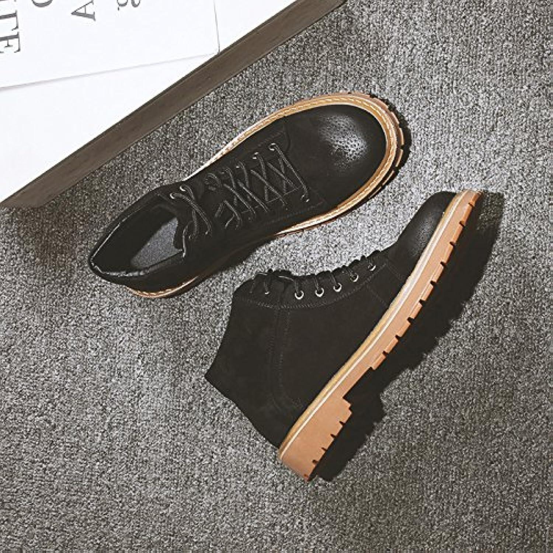 Hl-pyl-martin Schuhe Stiefel Stiefel Stiefel Hohe Stiefel, Schuhe und Stiefel smerigliati in Koreanisch B078L5GL13  Qualität und Quantität garantiert 46d2ab
