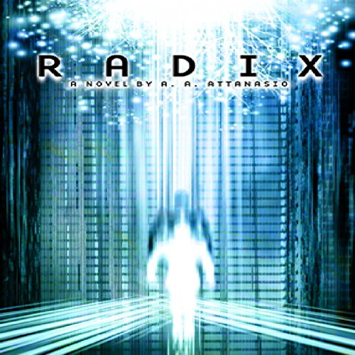 Radix audiobook cover art