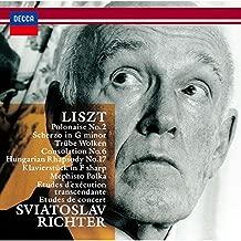 Liszt: Etudes D`Execution Transcenda