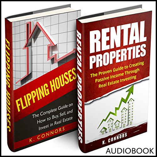 Real Estate Investing, 2 Manuscripts audiobook cover art