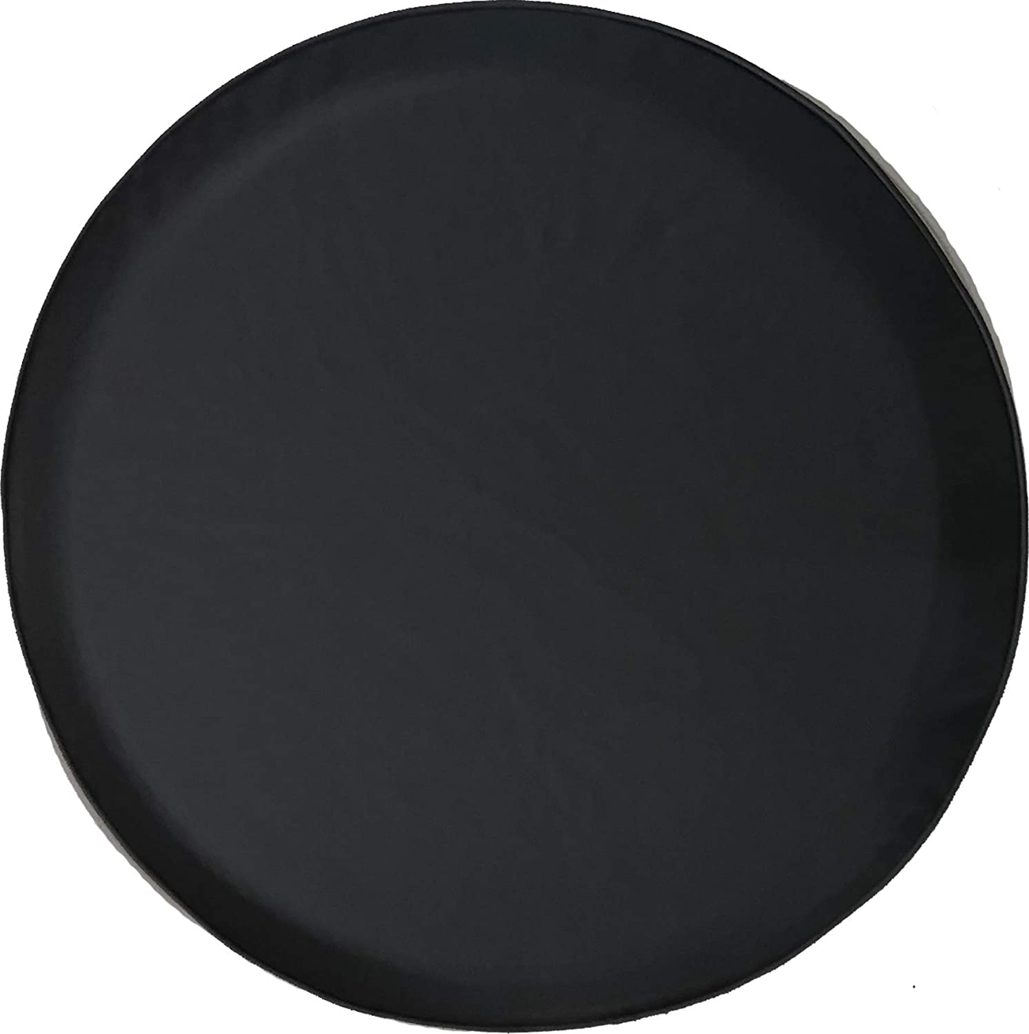 Top Quality Blank Black Dealer Quality Spare Tire Cover OEM Vinyl 26.5, Black American Educational Products Marine Grade