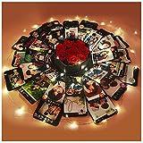 Creative Explosion Box -Gift Box Scrapbook DIY Photo Album Box for...