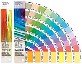 PANTONE GP1501 Plus Series Formula Guide Coated and Uncoated
