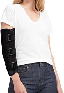 Elbow Brace Medical Support Splint for Cubital Tunnel Syndromean and Arthritis Pain Relief, Stabilizer Brace for Fix Elbow...
