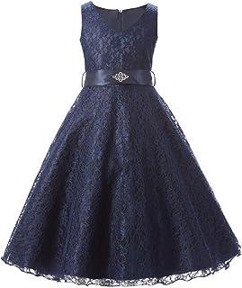 MANNAT FASHION Girls' Knee Length Dress.