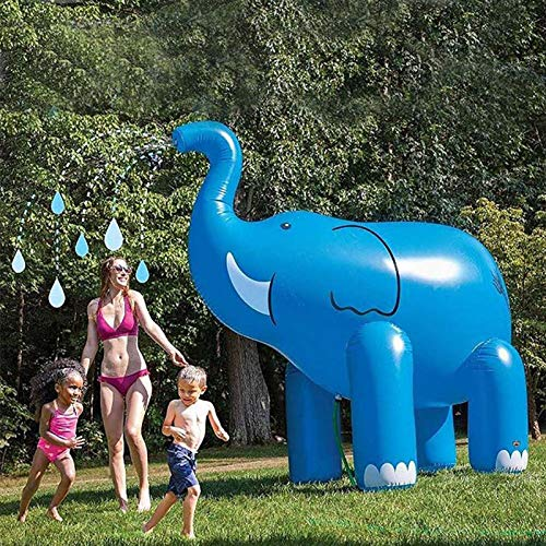 Juguetes De Rociadores De Elefantes, Juguetes De Rociadores Al Aire Libre para Niños, Regado De Césped para Padres E Hijos Juguetes Interactivos