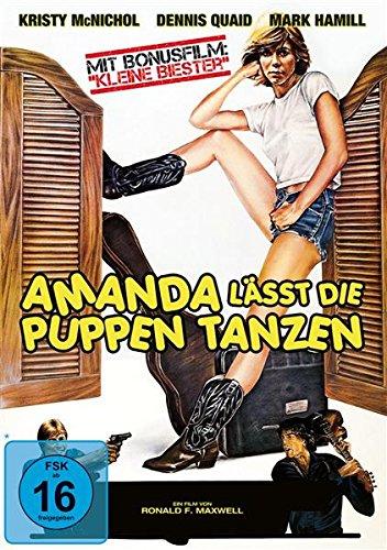 Amanda lässt die Puppen tanzen [Limited Edition]