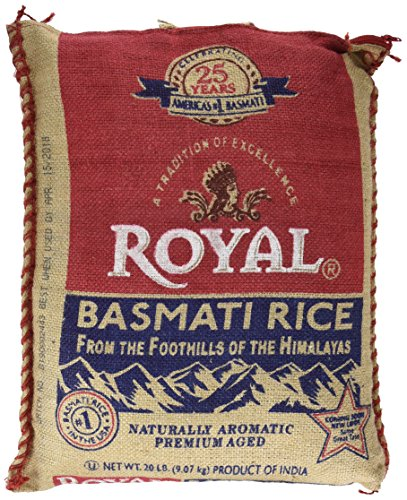 basmatic brown rice - 6