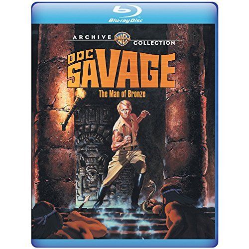 Doc Savage: The Man of Bronze [Blu-Ray] (englische Version)