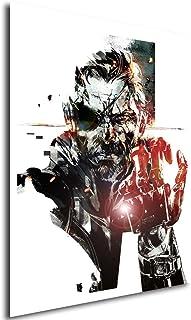 Instabuy Poster - Videogame - Metal Gear Solid - Gray Fox Manifesto 70x50