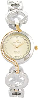Sun Rock Wrist watch for Women - Analog Stainless Steel Band - SL040-