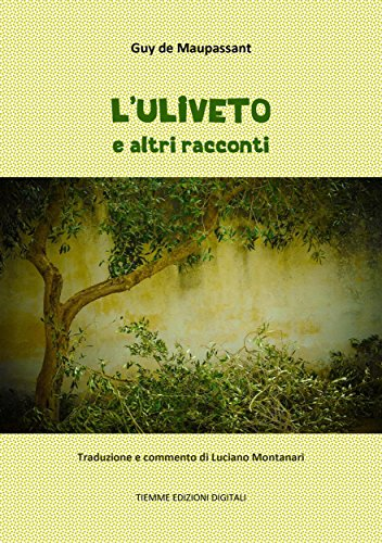 L'uliveto e altri racconti (Italian Edition)