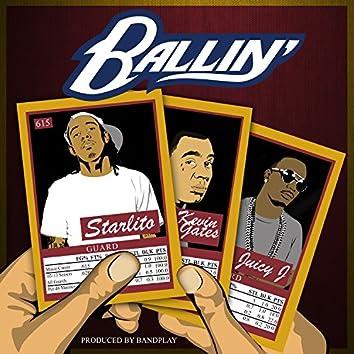 Ballin (feat. Kevin Gates & Juicy J) - Single