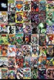 Dc Comics - Montage - Comic Poster DC Comics - Grösse