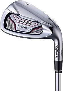 本間ゴルフ Be ZEAL535 アイアン5本組(#6-10) 【カタログ純正シャフト装着モデル】 ビジール535 メンズ