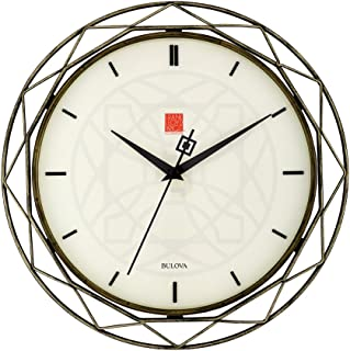 bulova frank lloyd wright clock