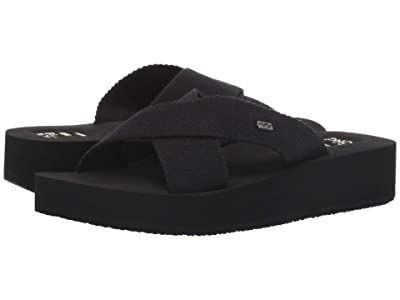 Billabong Boardwalk (Black) Women
