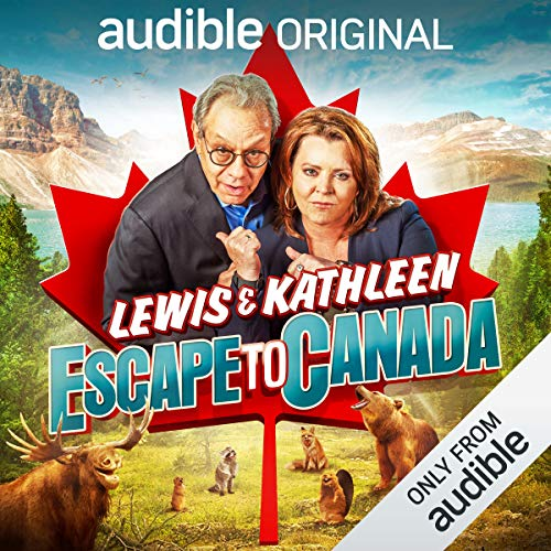 Lewis and Kathleen Escape to Canada audiobook cover art
