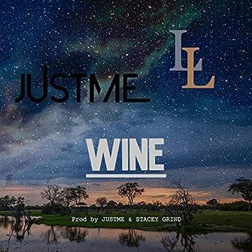 Wine (feat. LLyson)