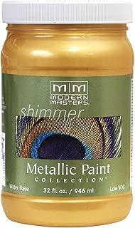 Modern Masters ME658-32 Metallic Gold Rush, 32-Ounce