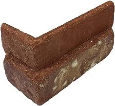Brickwebb Single Thin Bricks - Corners (Box of 25) - Boston Mill