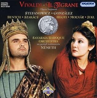 Il Tigrane-Opera Fragment by A. Vivaldi